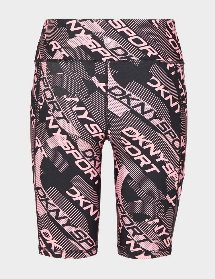 DKNY Arch Logo Cycling Shorts