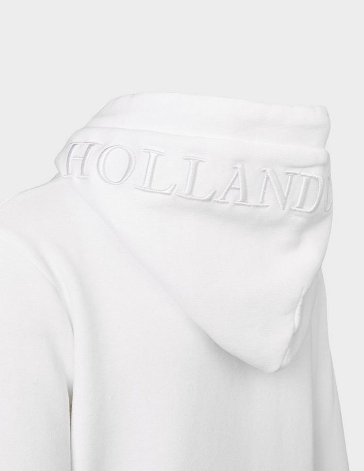 Holland Cooper Flock Logo Hoodie