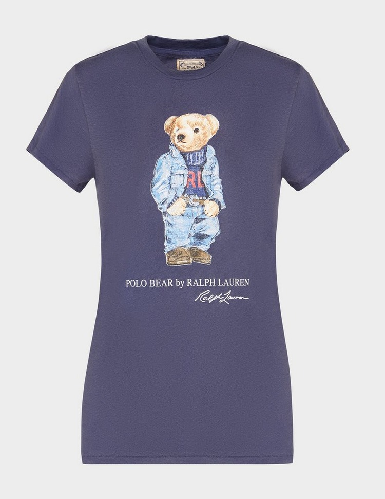 Polo Ralph Lauren Denim Bear T-Shirt
