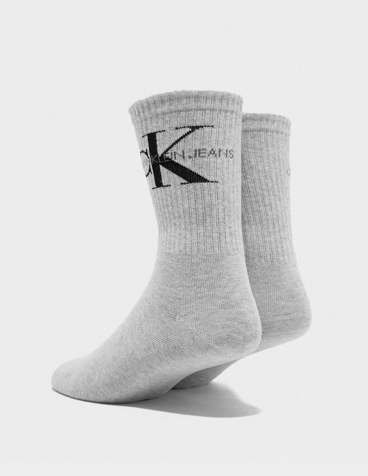 Calvin Klein Underwear Jeans Logo Socks