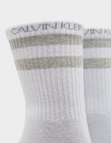 Calvin Klein Jeans Logo Stripe Socks