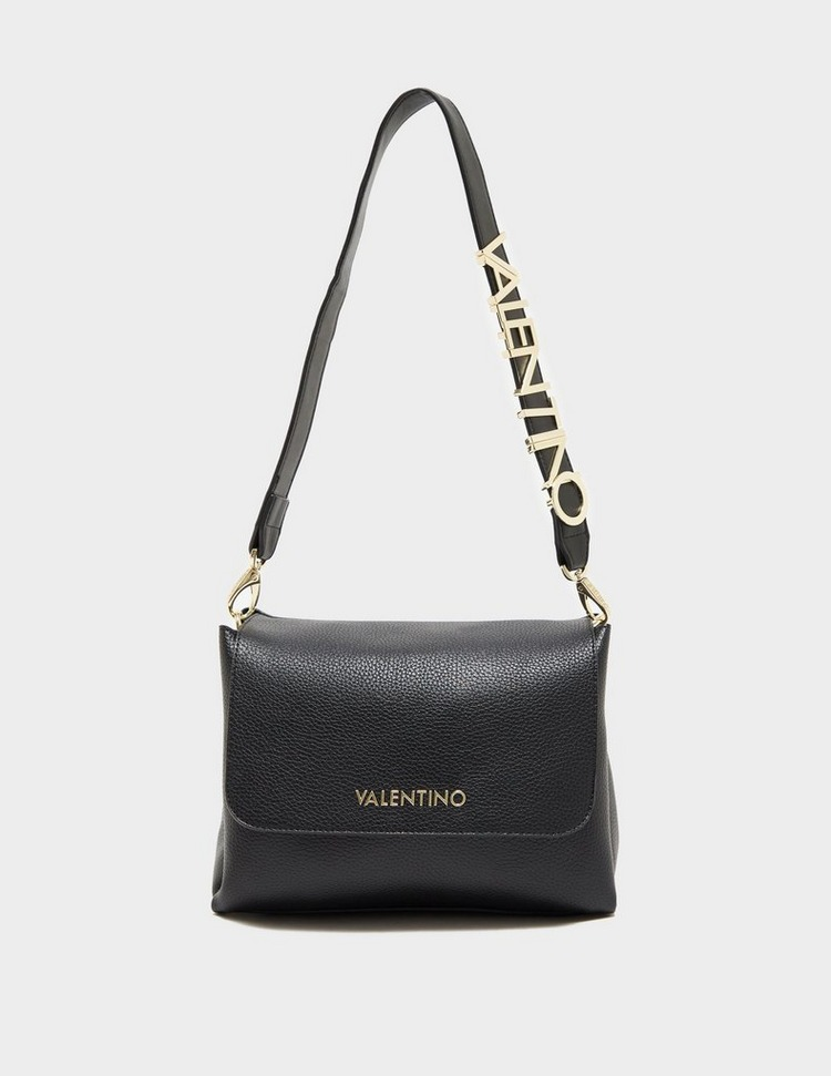 Valentino Bags Alexia Logo Shoulder Bag