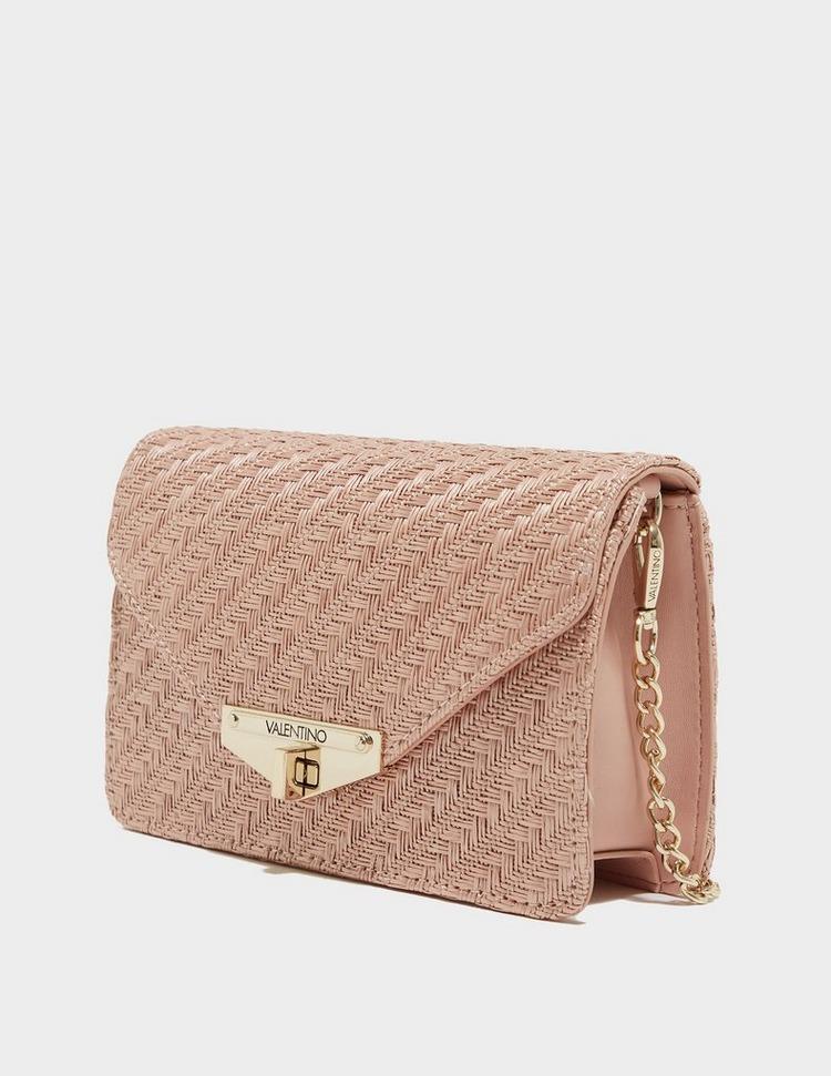 Valentino Bags Amanda Raffia Cross Body Bag