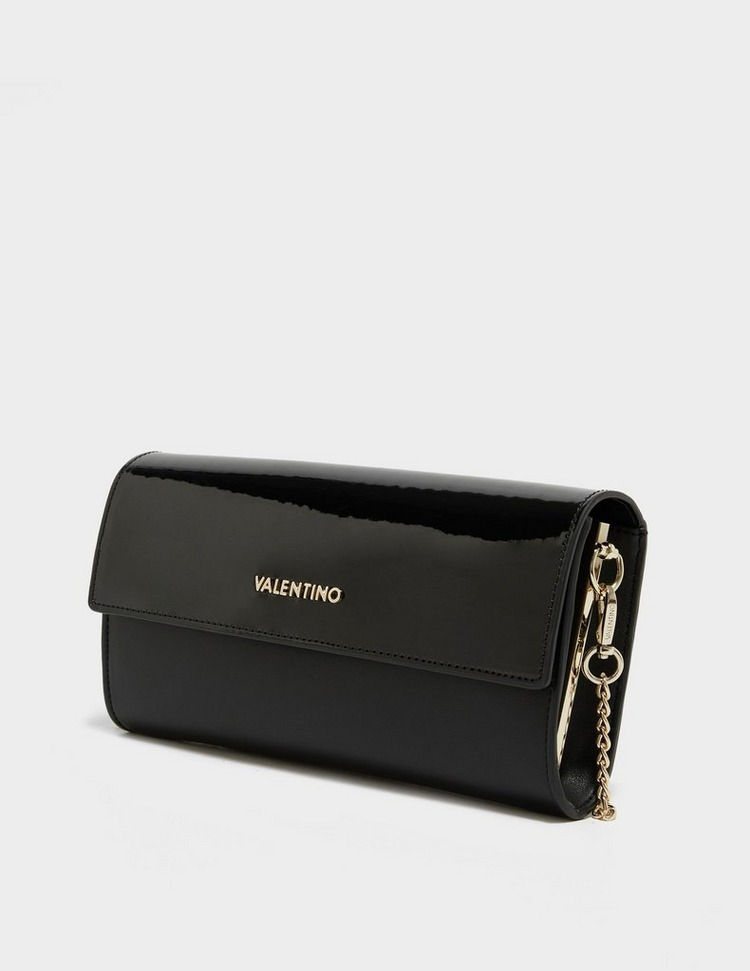 Valentino Bags Castla Patent Cross Body Bag