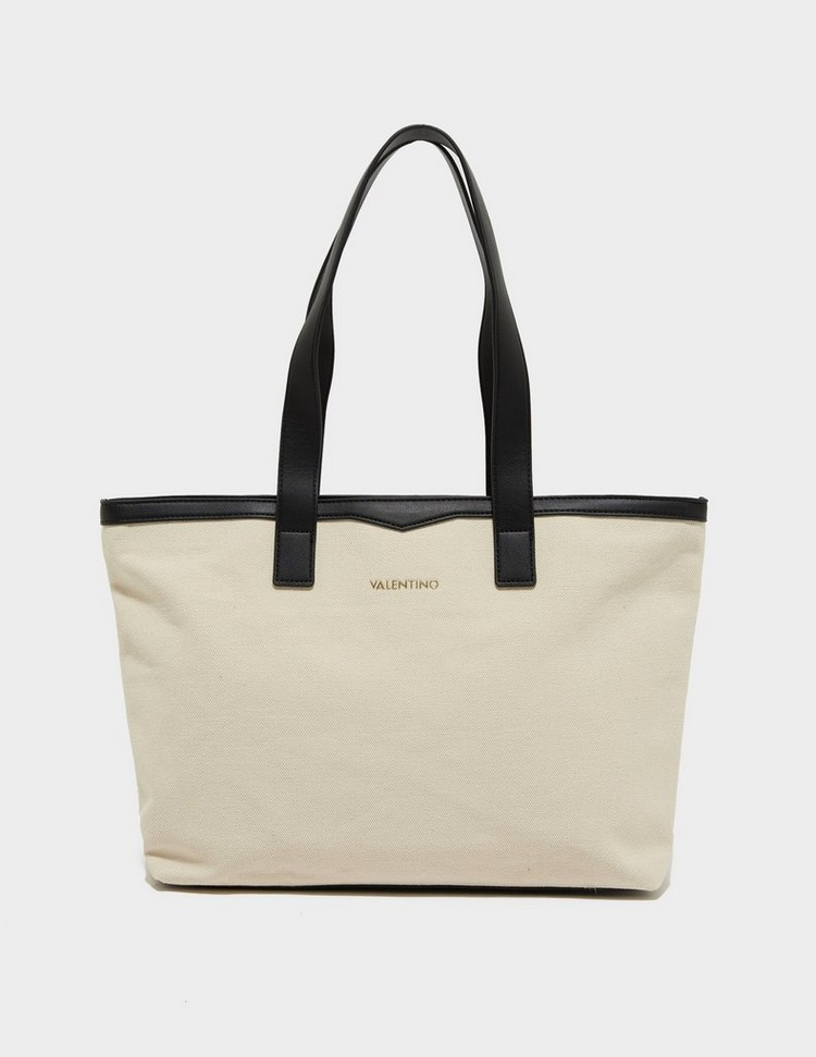 Valentino Bags Pamela Canvas Tote Bag