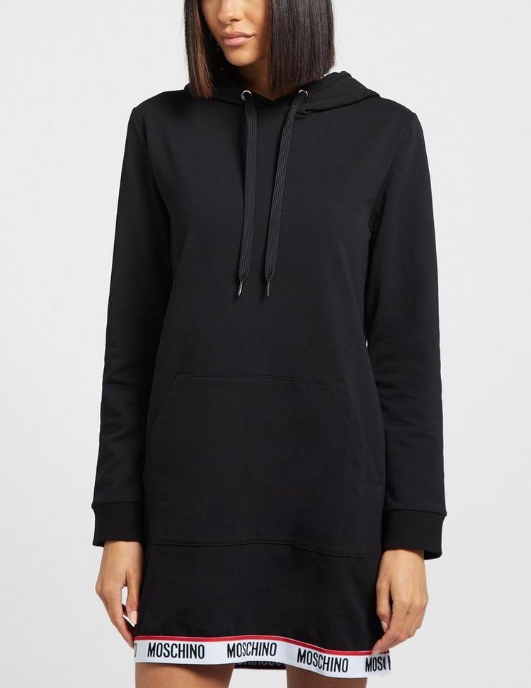 Moschino Tape Hoodie Dress