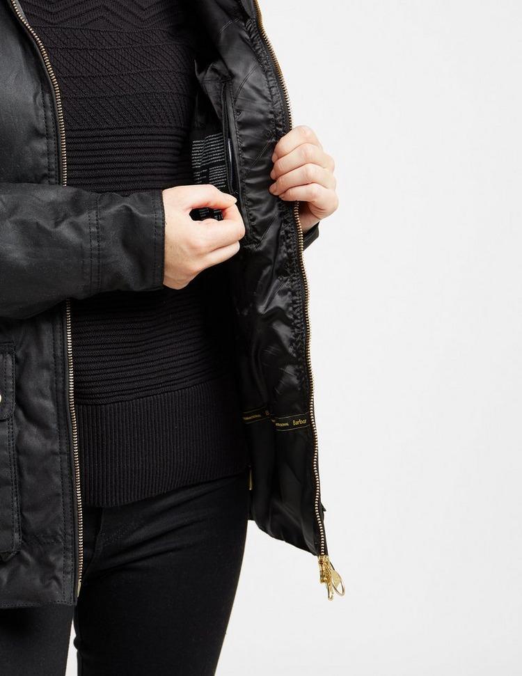 Barbour International Stenmark Wax Jacket