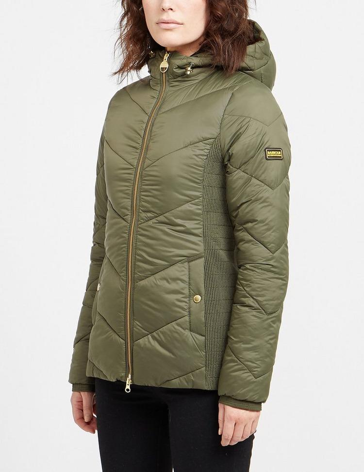 Barbour International Miller Quilted Jacket