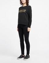 Barbour International Downforce Overlay Sweatshirt