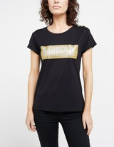Barbour International Burnout T-Shirt