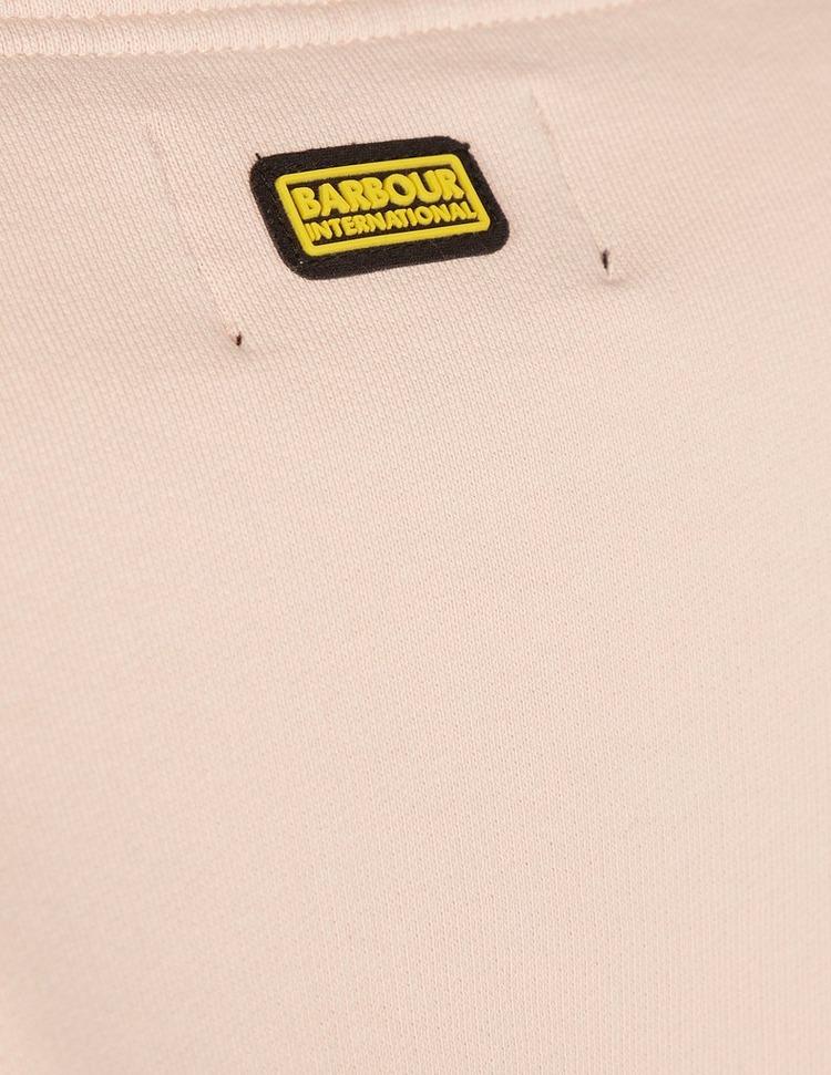 Barbour International Pace Overlay Sweatshirt