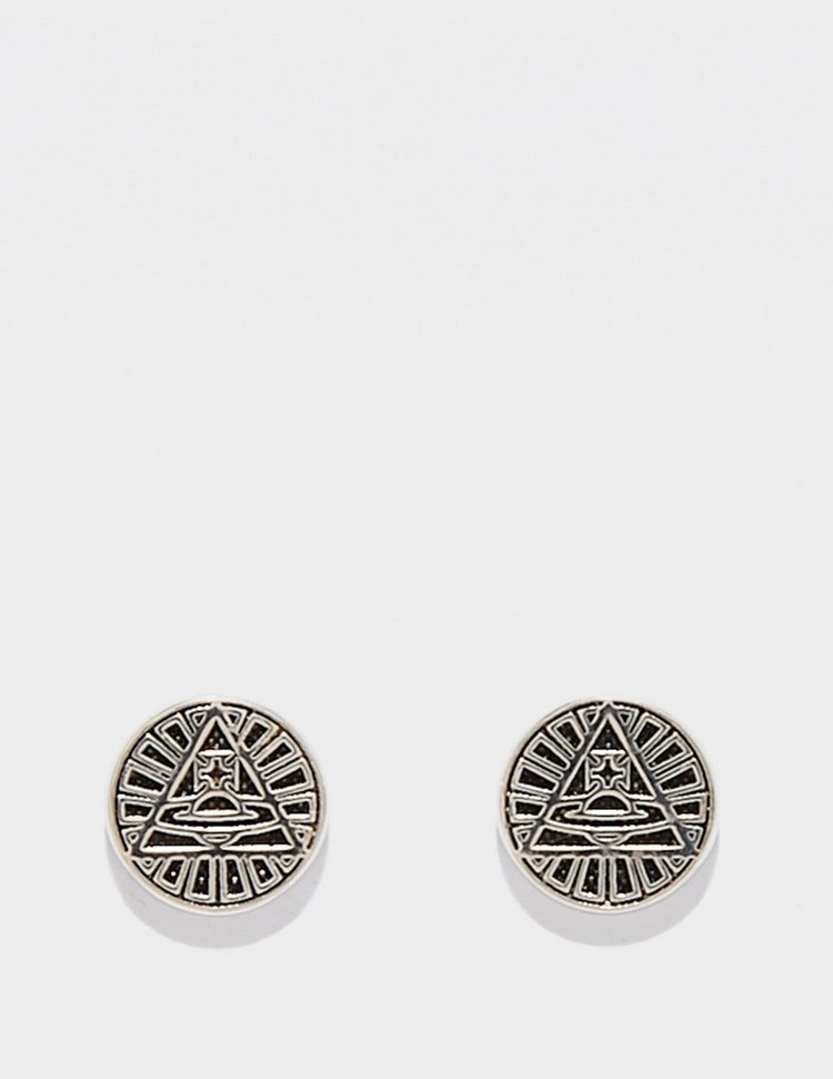 Vivienne Westwood Astana Stud Antique Earrings