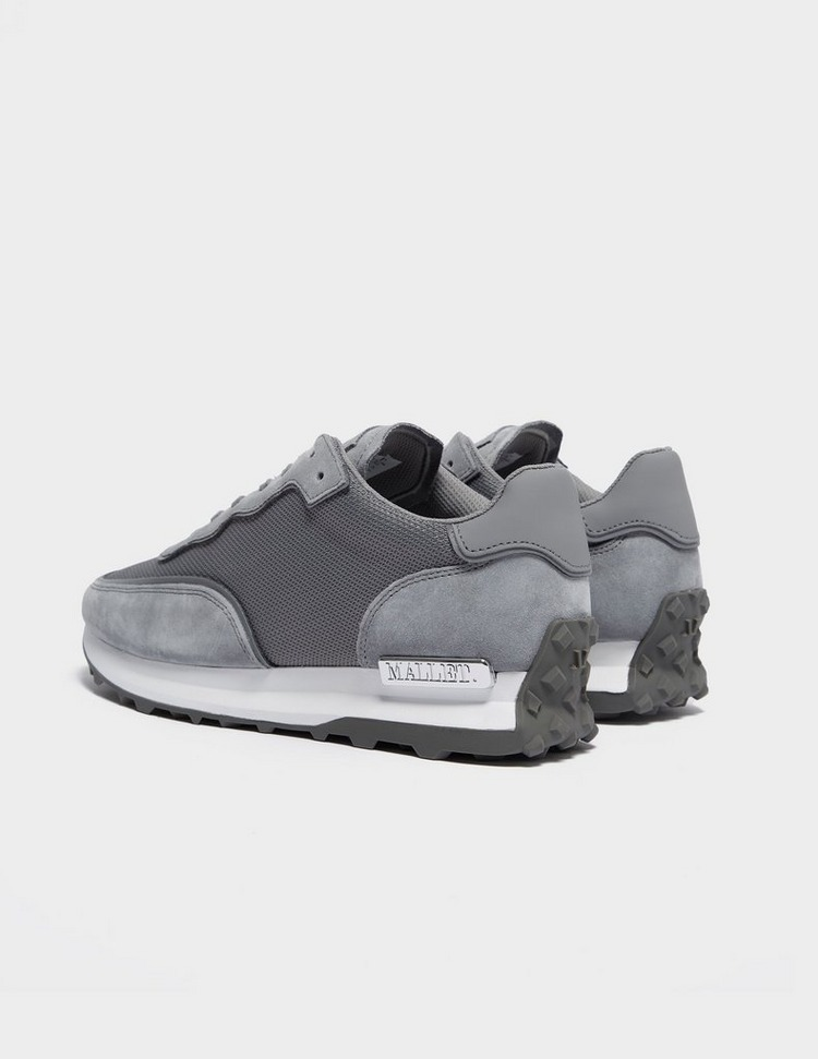 Mallet Caledonian Mesh Trainers