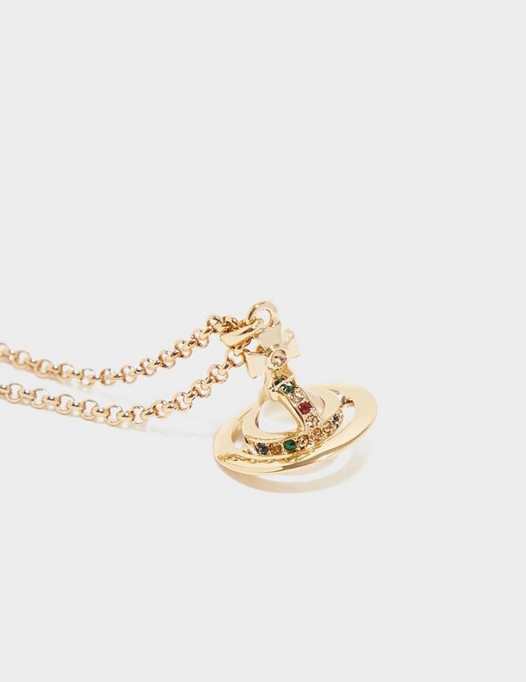 Vivienne Westwood Petite Orb Necklace