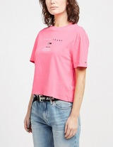 Tommy Jeans Small Logo Crop T-Shirt