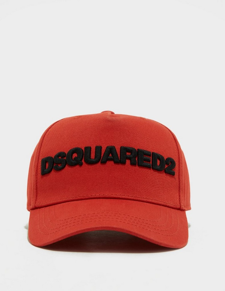 Dsquared2 Large Text Cap