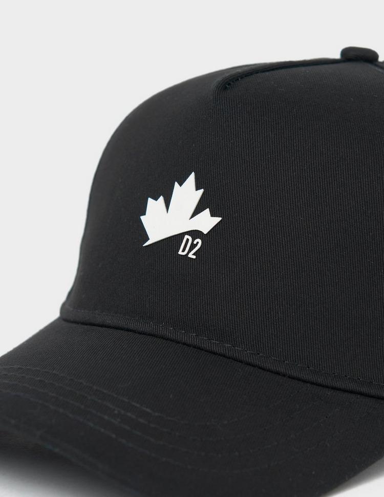 Dsquared2 Maple Leaf Trim Cap