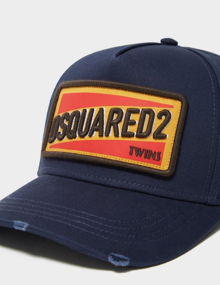 Dsquared2 Twins Patch Cap
