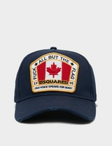 Dsquared2 Flag Patch Cap