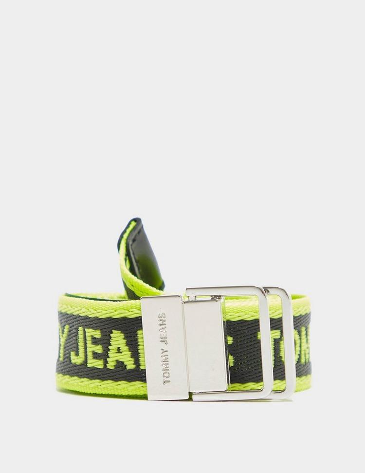 Tommy Jeans Mini Logo Tape Belt