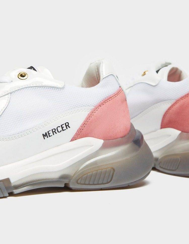 MERCER Wooster Patent Trainers