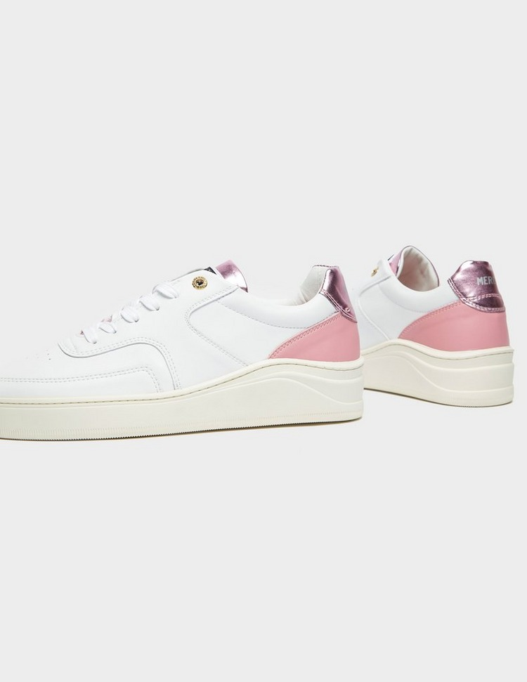 MERCER Low Top Trainers