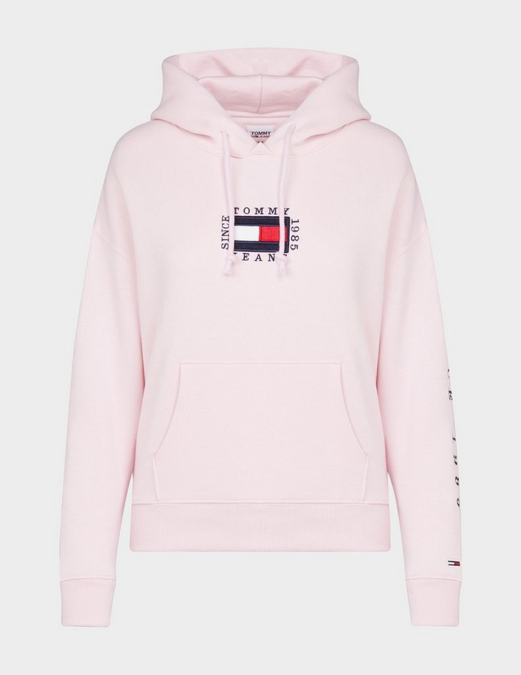 Tommy Jeans Box Flag Hoodie
