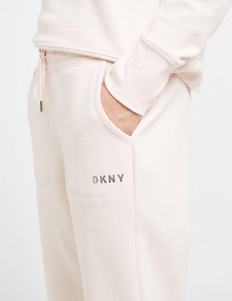 DKNY Metallic Logo Joggers