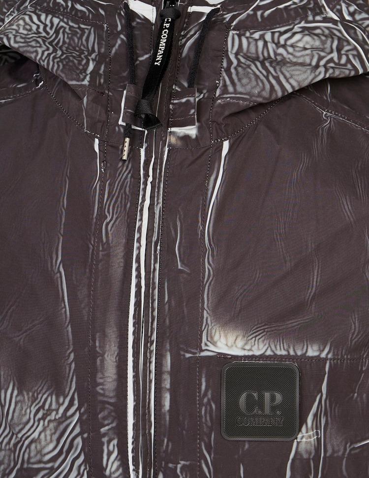 CP Company Tracery Hooded Bomber Jacket