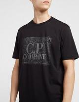 C.P. Company Tracing Large Logo T-Shirt