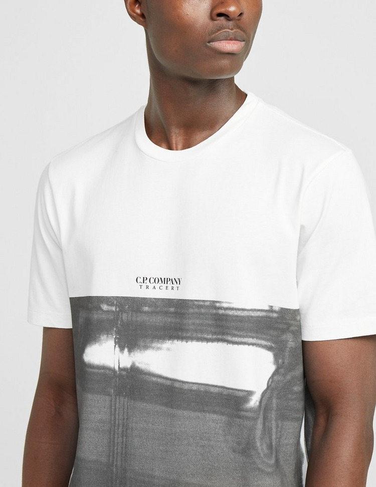 C.P. Company Tracing All Over Print T-Shirt