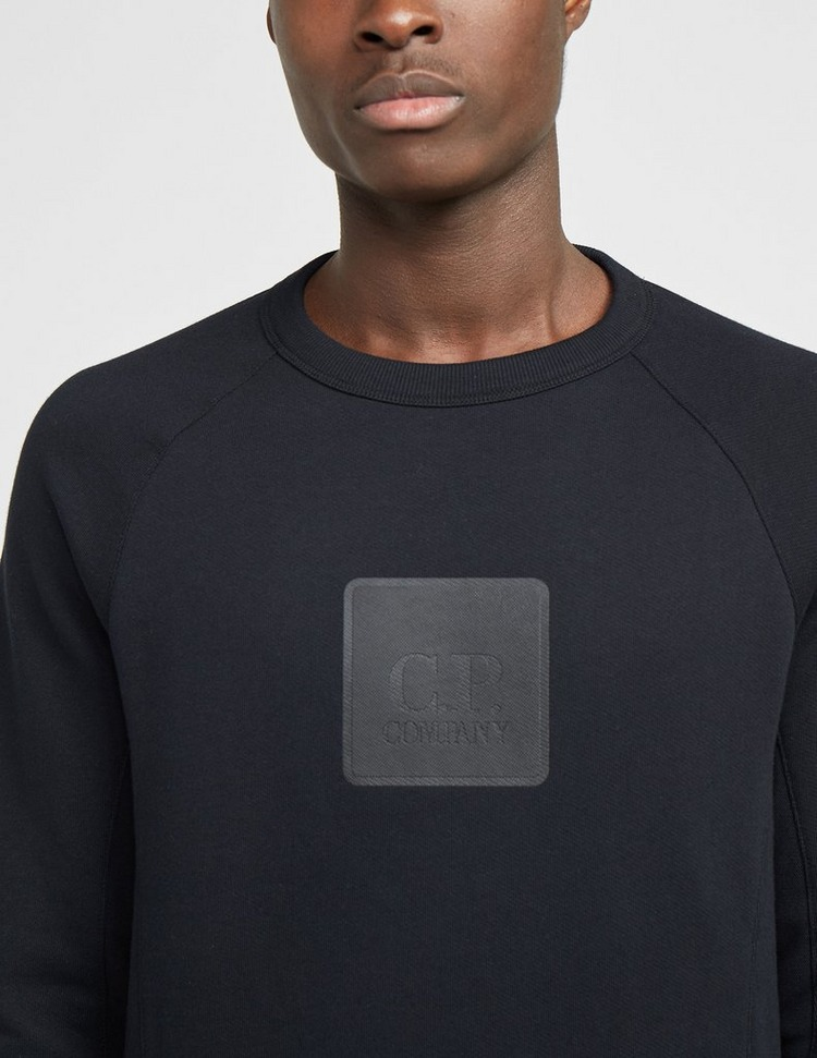 C.P. Company Large Badge Sweatshirt