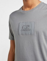 C.P. Company Nylon Patch Logo T-Shirt