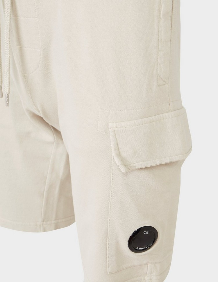C.P. Company Lightweight Lens Fleece Shorts