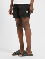 C.P. Company Logo Chrome Swim Shorts
