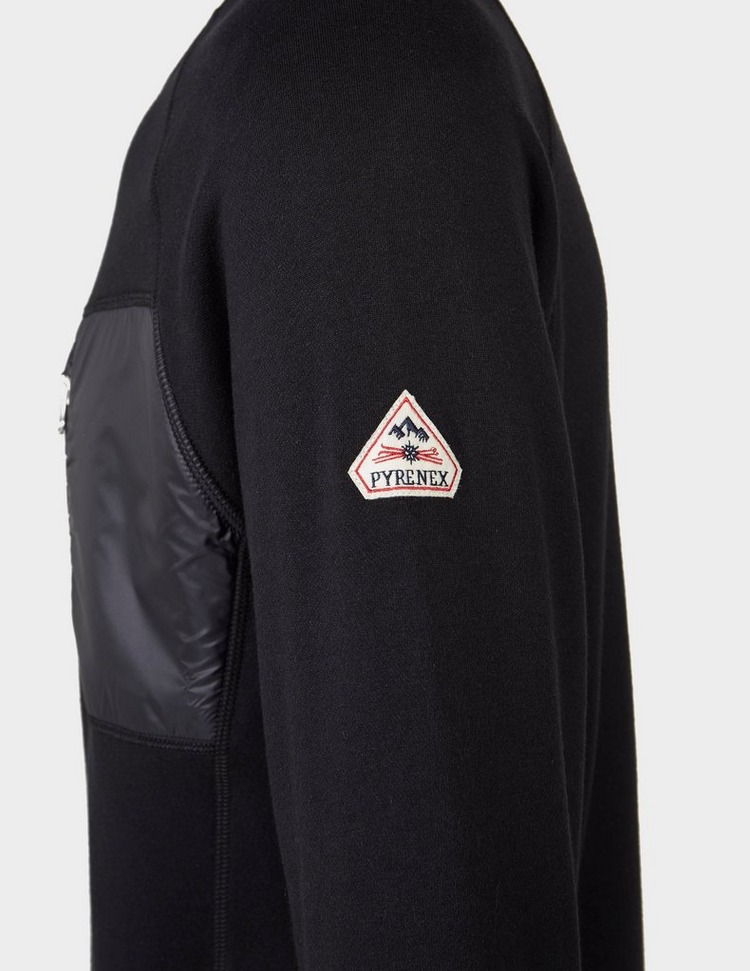 Pyrenex Nylon Pocket Sweatshirt