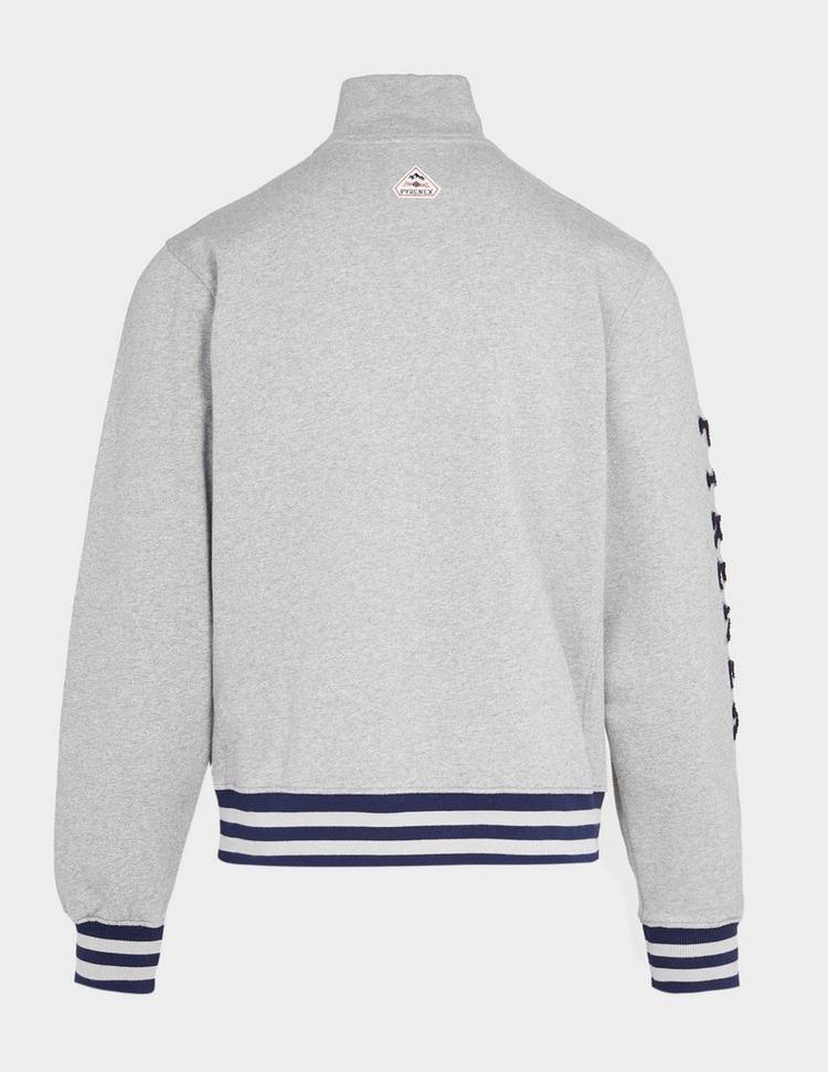 Pyrenex Ibex Half Zip Sweatshirt
