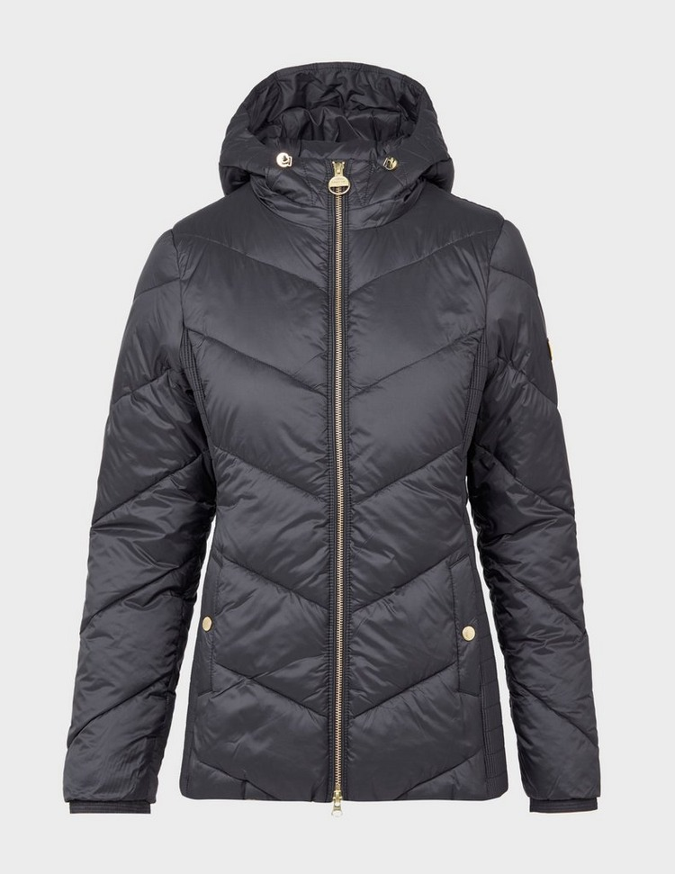 Barbour International Miller Quilted Jacket