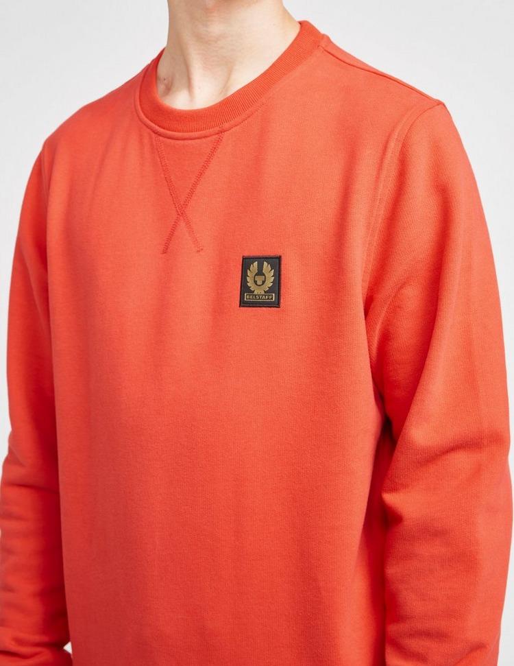 Belstaff Chest Patch Logo Sweatshirt