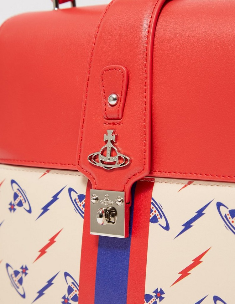 Vivienne Westwood Hampton Print Camera Bag