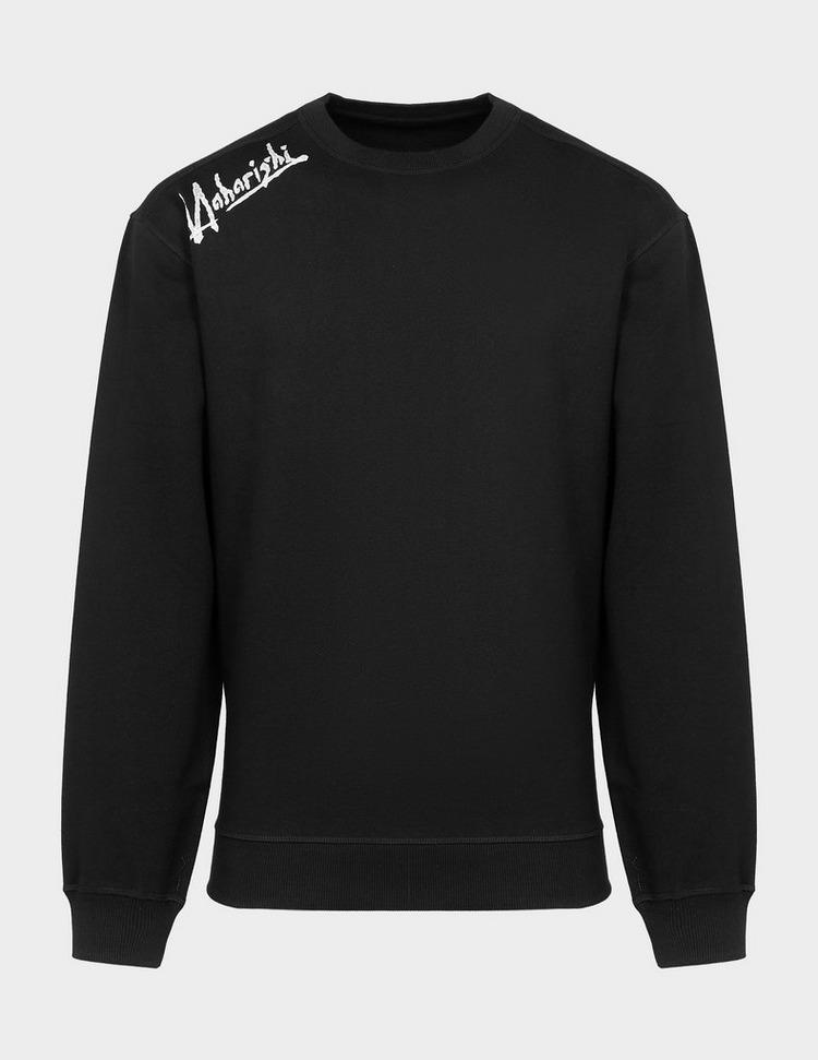 Maharishi Double Tiger Back Sweatshirt