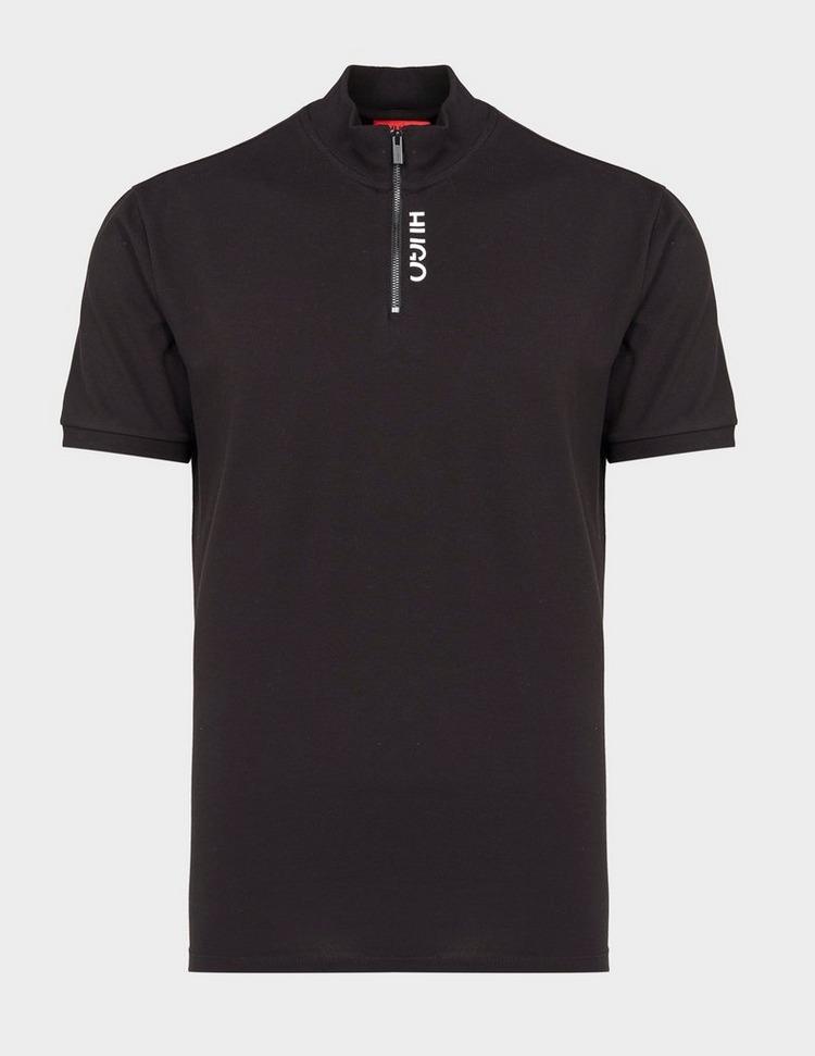 HUGO Daxham Turtle Neck Polo Shirt