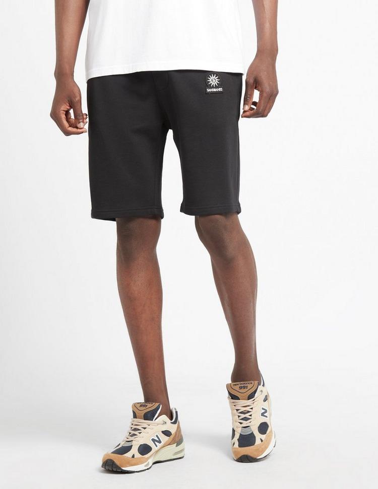 Sandbanks Basic Badge Shorts