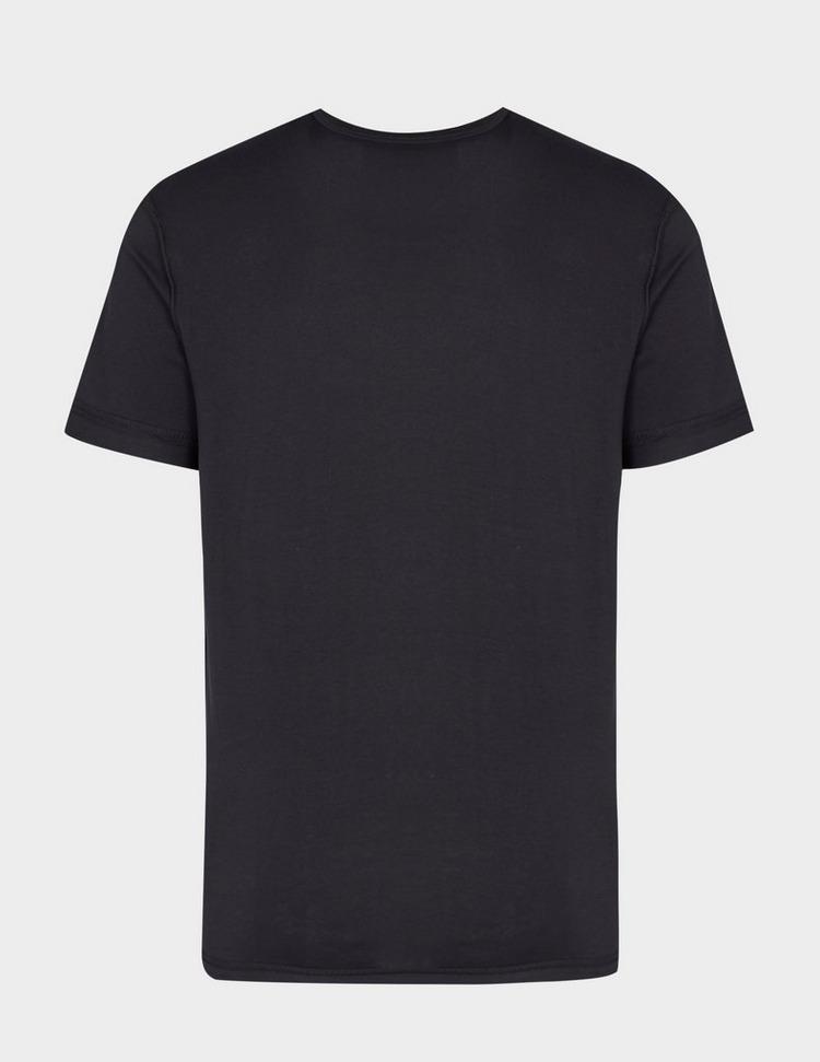 Moschino Gold Stitch Logo T-Shirt