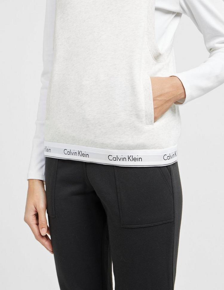 Calvin Klein Underwear CK One Sleeveless Hoodie