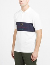 Fred Perry Archive Branding Short Sleeve Polo Shirt
