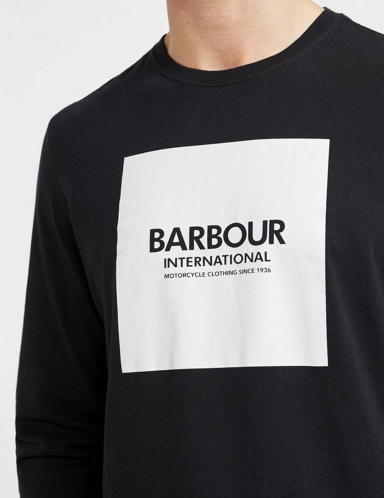 Barbour International Block Print T-Shirt