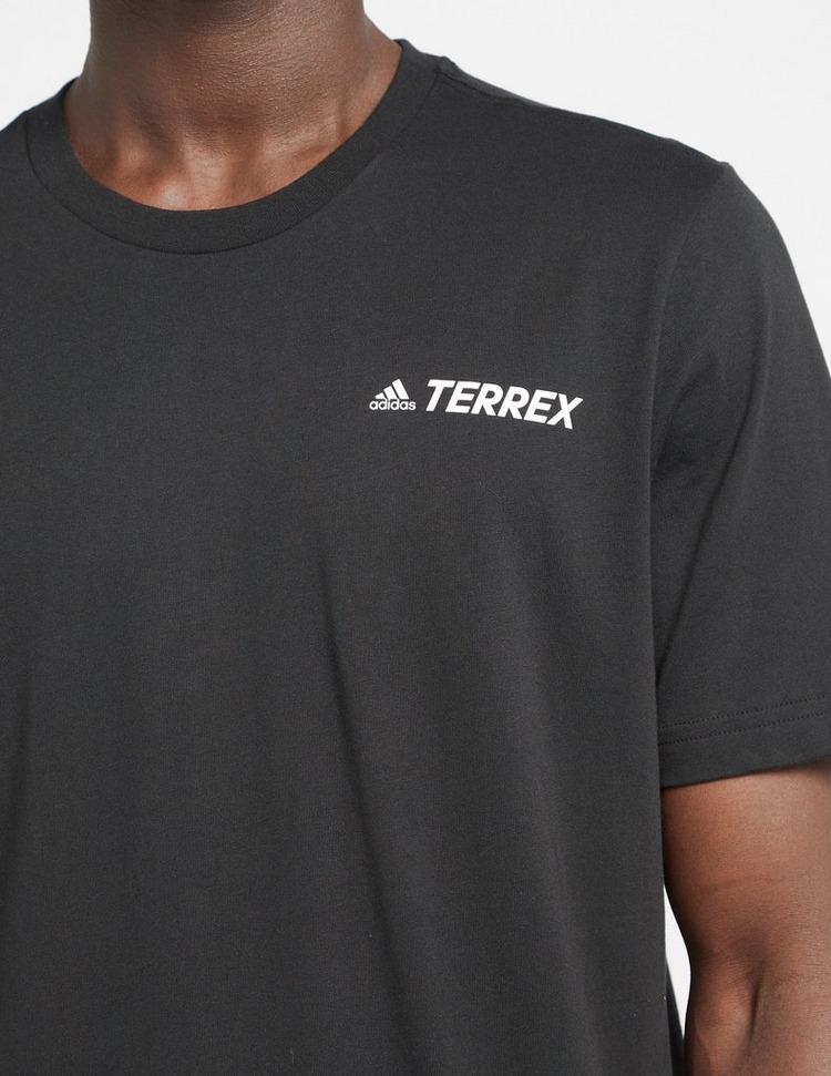 adidas Terrex Mountain Graphic T-Shirt