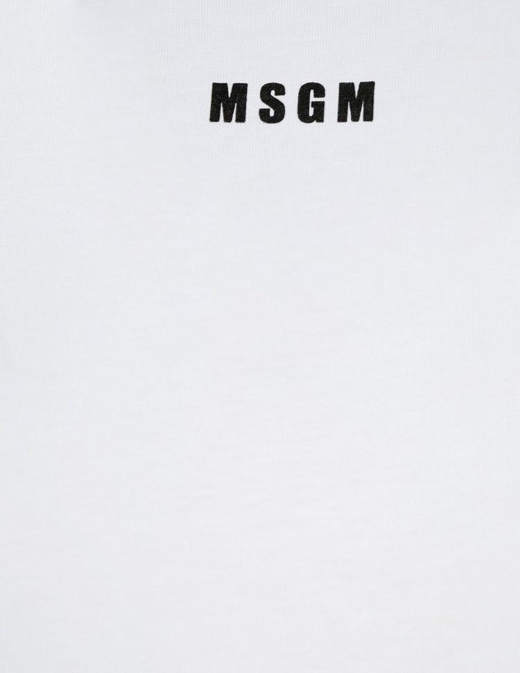 MSGM Small Logo Bodysuit