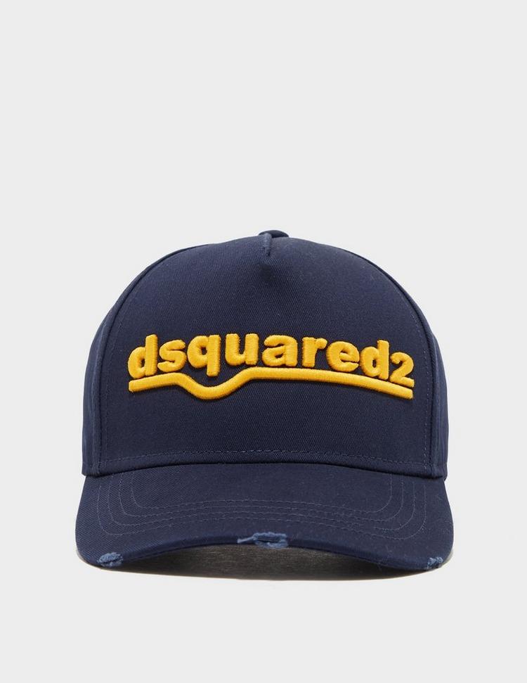 Dsquared2 Underline Logo Cap